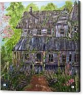 Lost House Acrylic Print