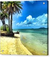 Lost In Paradise Acrylic Print