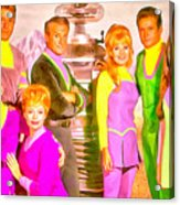 Lost In Space Team - Pa Acrylic Print