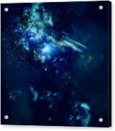 Lost In Space Acrylic Print