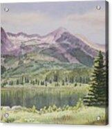 Lost Lake Colorado Acrylic Print