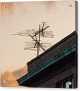 Lost Signal Acrylic Print