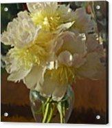 Lost Treasures Acrylic Print by Gwyn Newcombe
