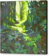 Lothlorian Wood Acrylic Print