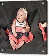 Lots Of Babies Acrylic Print