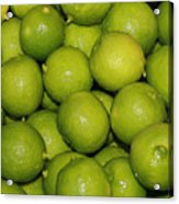 Lots Of Limes Acrylic Print