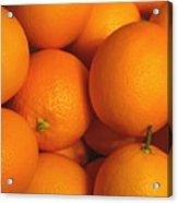 Lots Of Oranges Acrylic Print
