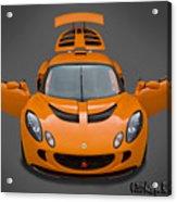 Lotus Exige S  Acrylic Print