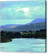Lough Erne 2 Acrylic Print