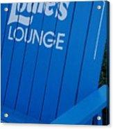 Louie S Lounge Acrylic Print