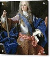 Louis De Bourbon Of Savoy. Prince Of Asturias. Later Louis I Of Spain  Acrylic Print