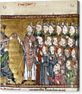 Louis Ix (1214-1270) Acrylic Print