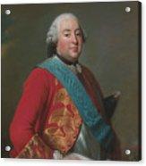 Louis Philippe D'orleans As Duke Of Orleans Acrylic Print