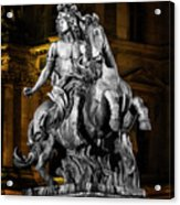 Louis Xiv By Bernini Acrylic Print