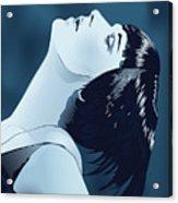 Louise Brooks In Berlin Acrylic Print