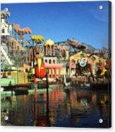 Louisiana Worlds Fair 1984 - New Orleans Photo Art Acrylic Print