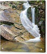 Louisville Brook - Bartlett  New Hampshire Usa Acrylic Print