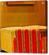 Lounge Acrylic Print