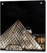 Louvre Museum 6 Art Acrylic Print