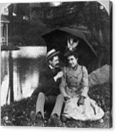 Love, 1900 Acrylic Print