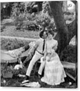 Love, 1906 Acrylic Print