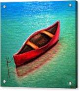 Love Boat Acrylic Print