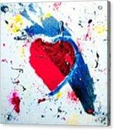 Love Fool Acrylic Print