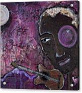 Love For Jonathan Butler Acrylic Print