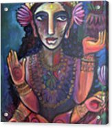 Love For Lakshmi Acrylic Print