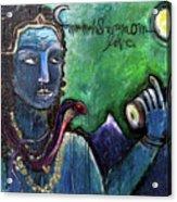 Love For Shiva Acrylic Print