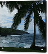 Love Is Eternal - Poponi Maui Hawaii Acrylic Print