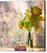 Love Message Acrylic Print