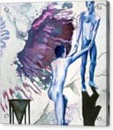 Love Metaphor - Drift Acrylic Print