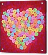Love Songs 3 Acrylic Print