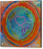 Love The Sea Acrylic Print