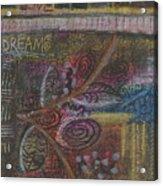 Love To Dream Acrylic Print