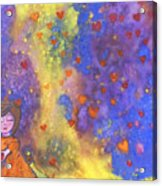 Love Will Find You Acrylic Print
