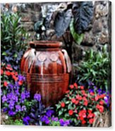 Lovely Garden  Acrylic Print