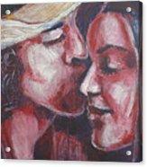 Lovers - Amore Acrylic Print