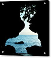 Lovers Rock Acrylic Print