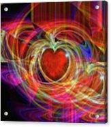 Love's Joy Acrylic Print