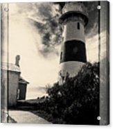 Low Head Lighthouse Acrylic Print