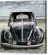Low, Slow And Crusty Acrylic Print