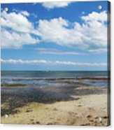 Low Tide In Paradise - Key West Acrylic Print