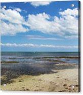 Low Tide In Paradise - Key West Acrylic Print