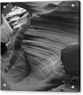 Lower Antelope Canyon 2 7843 Acrylic Print