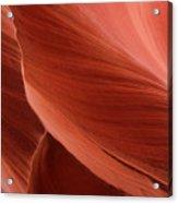 Lower Antelope Canyon 2 7855 Acrylic Print
