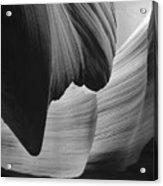 Lower Antelope Canyon 2 7923 Acrylic Print