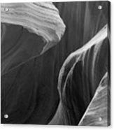 Lower Antelope Canyon 2 7972 Acrylic Print