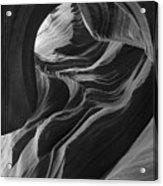 Lower Antelope Canyon 7712 Acrylic Print